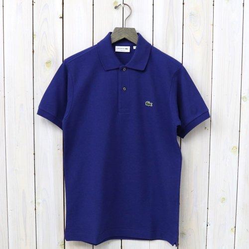 『ポロシャツ(半袖)』(ロイヤルブルー)