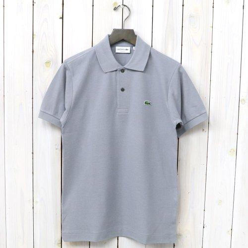 『ポロシャツ(半袖)』(シルバーグレー)