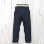 SASSAFRAS『WEEDS PANTS(HIGH DENSITY DENIM)』(INDIGO)