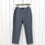 CURLY『CLOUDY EZ TROUSERS』(CHARCOAL)