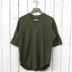 CURLY『CLOUDY QS TEE』(OLIVE)
