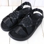 Malibu『Canyon-Nylon Weave』(Black)