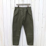 ACRONYM『HD GABARDINE ARTICULATED TROUSER』(Olive)