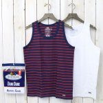 FRUIT OF THE LOOM×BLUE BLUE『2PACK TANK TOP』(C)