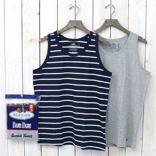 FRUIT OF THE LOOM×BLUE BLUE『2PACK TANK TOP』(A)