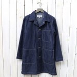 ENGINEERED GARMENTS WORKADAY『Shop Coat-6.5oz Denim』(Indigo)