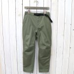WILDTHINGS『WT CLIMBING PANTS』(OLIVE)