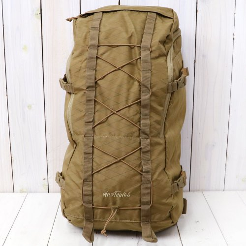 hobo『X-PAC Nylon Backpack 25L by WILD THINGS』