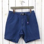 THE NORTH FACE PURPLE LABEL『Indigo Typewriter Cloth Mountain Wind Shorts』(Indigo)