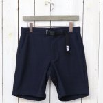 THE NORTH FACE PURPLE LABEL『Raschel Shorts』(Navy)