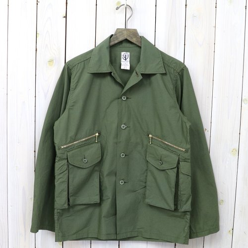 6 POCKET JAC SHIRT』(OD)