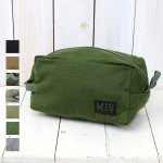 MIS『MESH TOILETRY BAG』