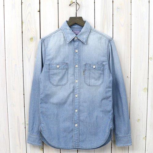 『シャンブレー USED ワークシャツ』
