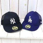New Era『LP 59FIFTY Trucker-Mesh』