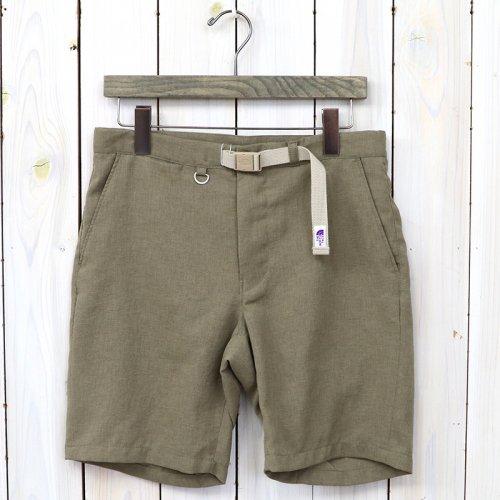 『Mesh Field Shorts』(Beige)