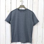 THE NORTH FACE PURPLE LABEL『Mesh H/S Tee』(Charcoal)