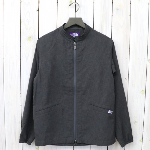 THE NORTH FACE PURPLE LABEL『Mesh Field Jacket』(Charcoal)