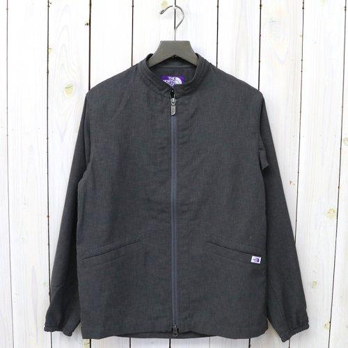 『Mesh Field Jacket』(Charcoal)