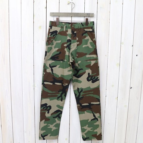 『1300 SLIM FIT 4POCKET FATIGUE』(CAMO)