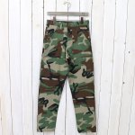 STAN RAY『1300 SLIM FIT 4POCKET FATIGUE』(CAMO)