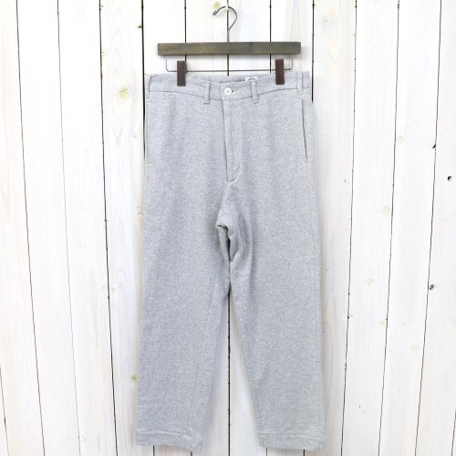 『FRENCH CAFE PANTS 2』(HEATHER GRAY)
