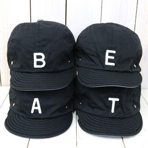 DECHO×ANACHRONORM『BEAT INITIAL CAPS』(BLACK)