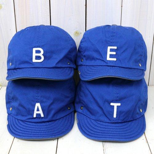DECHO×ANACHRONORM『BEAT INITIAL CAPS』(BLUE)