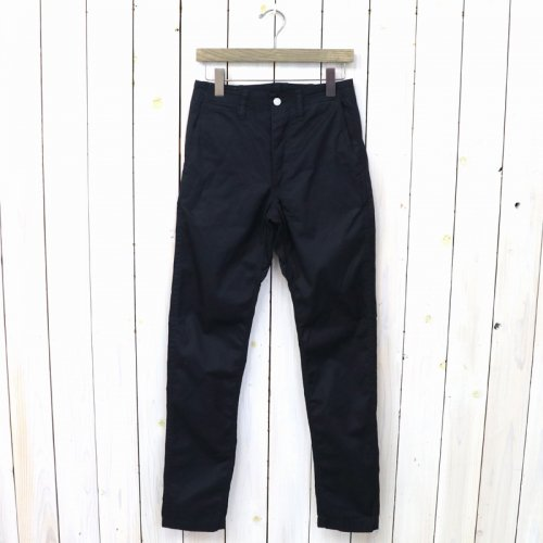 『SPRAYER PANTS(GABARDINE)』(NAVY)
