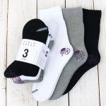 THE NORTH FACE PURPLE LABEL『COOLMAX® Pack Sox 3P』(Mix2)