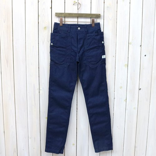 『FALL LEAF SPRAYER PANTS(8oz WP DENIM)』(INDIGO)