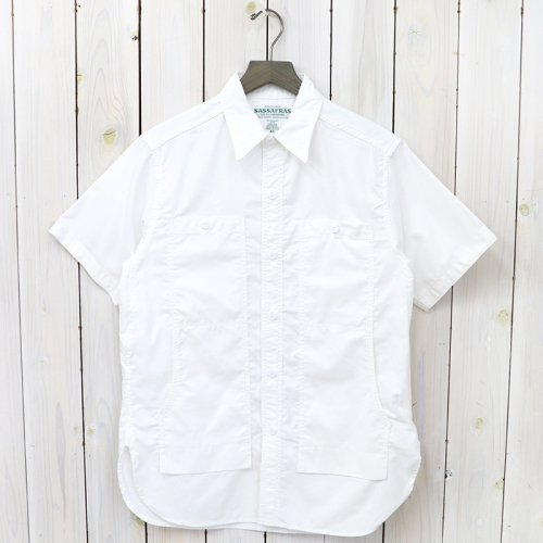 『FEEL SUN SHIRT 1/2(CORDURA OXFORD)』(WHITE)
