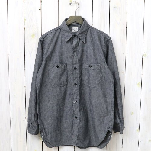 『VINTAGE FIT WORK SHIRTS』(BLACK)