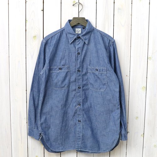 orSlow『VINTAGE FIT WORK SHIRTS』(CHAMBRAY)