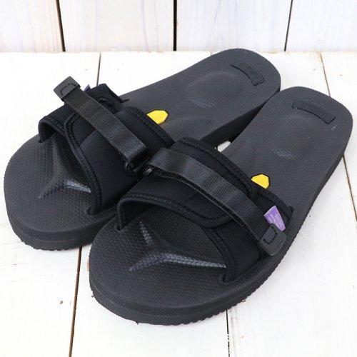 『Slide-In Sandal w/A-B Vibram』(Black)
