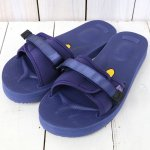 Suicoke× NEPENTHES Purple Label『Slide-In Sandal w/A-B Vibram』(Bluish Purple)