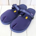 Suicoke× NEPENTHES Purple Label『Split Toe Sandal w/A-B Vibram』(Bluish Purple)