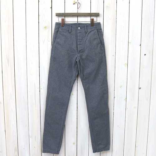 『SPRAYER PANTS(OXFORD)』(HEATHER GRAY)