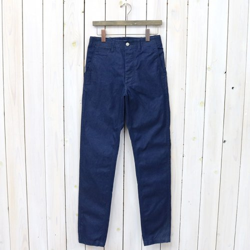 『SPRAYER PANTS(8oz WP DENIM)』(INDIGO)