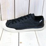 CURLY『COURT VULC OX with Number Plus』(BLACK)