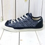 CURLY『COURT VULC OX with Number Plus』(LN JAQ NAVY)