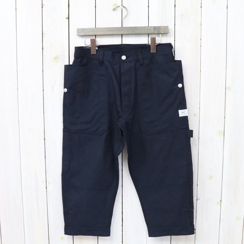 『FALL LEAF GARDENER PANTS 2/3(CORDURA OXFORD)』(NAVY)