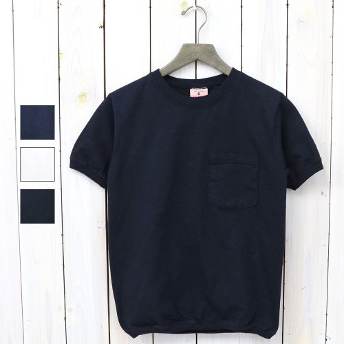 Goodwear『CREW-NECK S/S POCKET-T with...