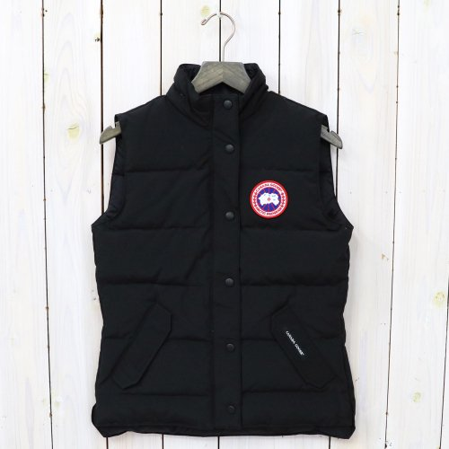 『FREESTYLE VEST』(BLACK)