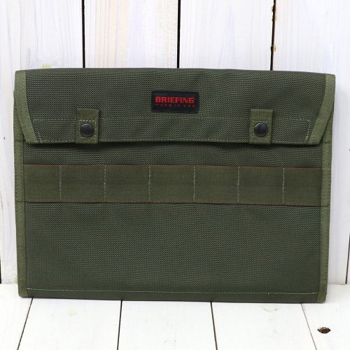 『DOCUMENT CASE』(RANGER GREEN)