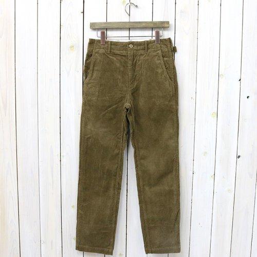 『Ground Pant-11W Corduroy』