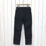 ENGINEERED GARMENTS『Ground Pant-Nyco Ripstop』(Black)