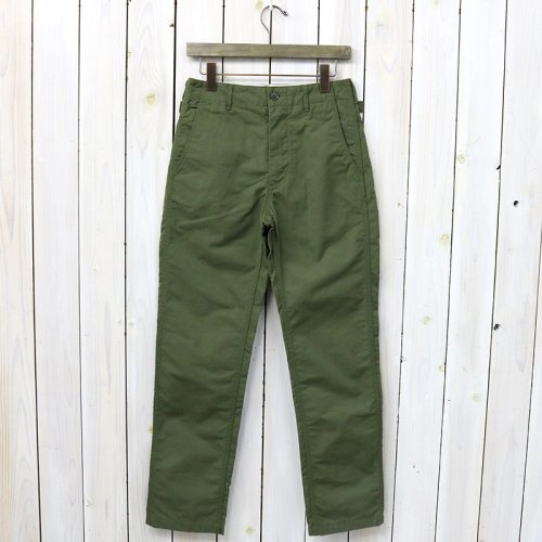 『Ground Pant-Nyco Ripstop』(Olive)
