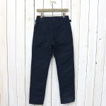ENGINEERED GARMENTS『Ground Pant-Cotton Double Cloth』(Dk.Navy)