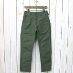 ENGINEERED GARMENTS『Ground Pant-Cotton Double Cloth』(Olive)