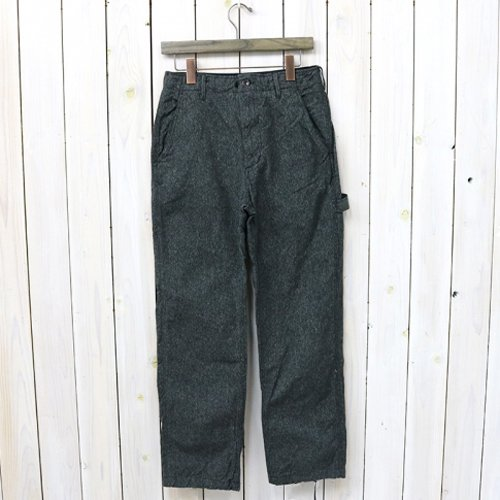 『Logger Pant-Salt and Pepper Twill』